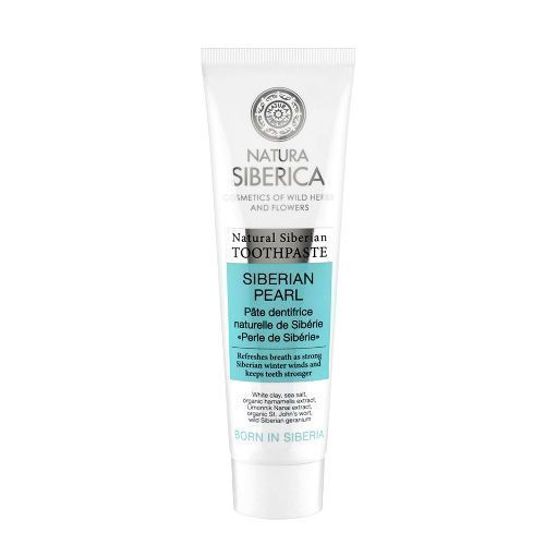 Natura Siberica Dentífrico Siberian Pearl 100gr 2