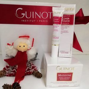 Guinot Cofre Cover Touch Concealer y Matizone Shine Control