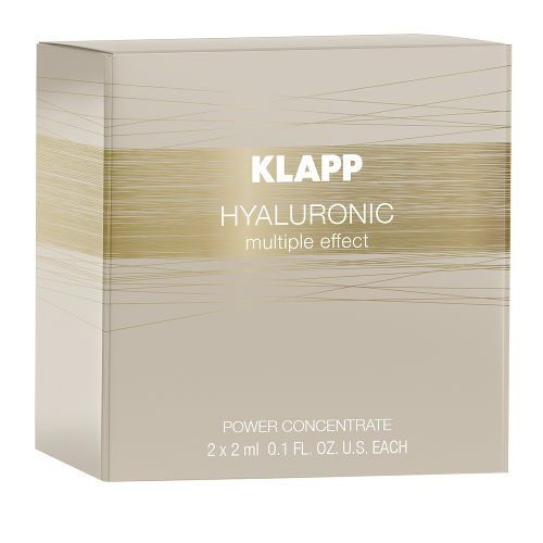 Klapp Hyaluronic Multiple Effect Power Concentrate 2x2ml