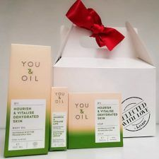 You&Oil Pack Nourish&Vitale Dehidrated Skin Body Oil, Lips y Soap