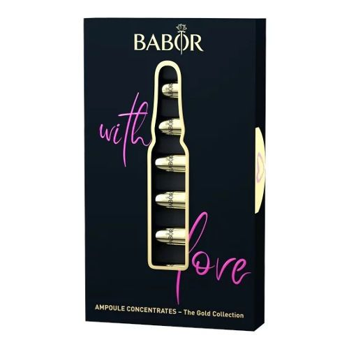 Babor Ampollas Gold Collection With Love 7x2